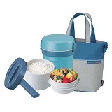 ZOJIRUSHI S/S Lunch Jar [SL-MEE07 AB] - Lunch Box / Kotak Makan / Rantang